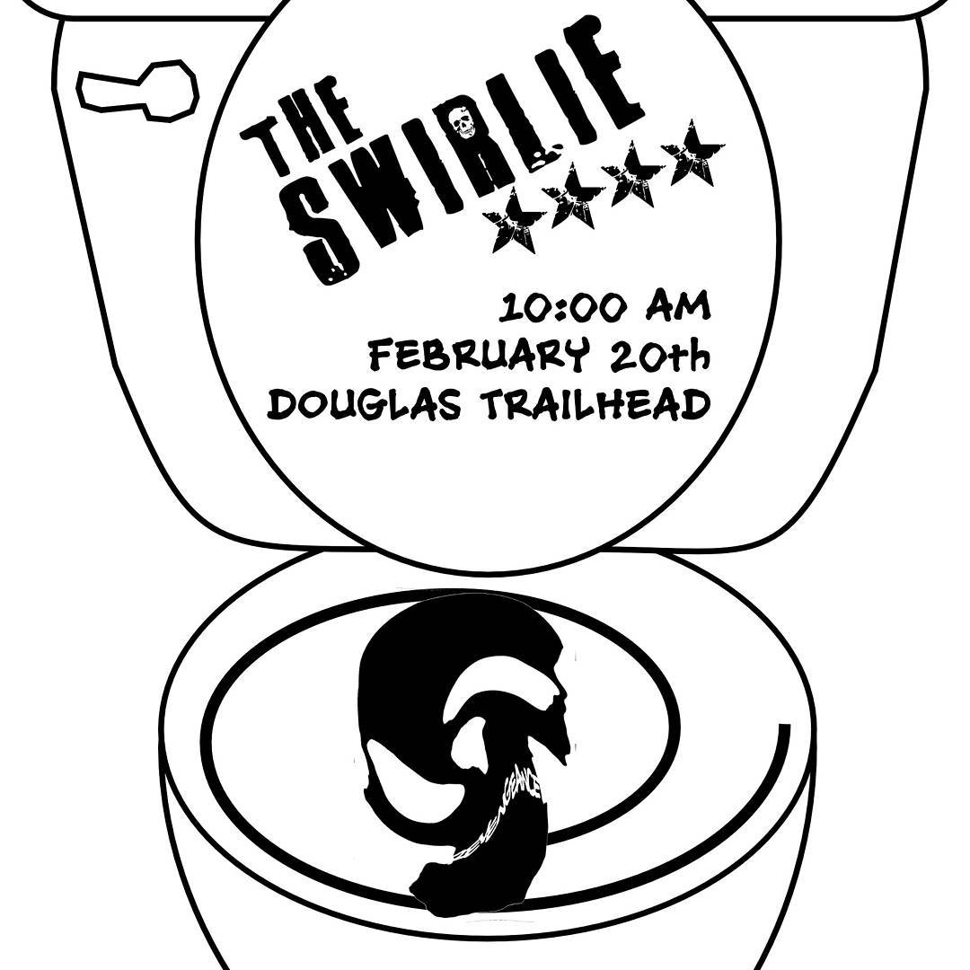 Just a friendly reminder, The Swirlie is coming, The Swirlie is coming