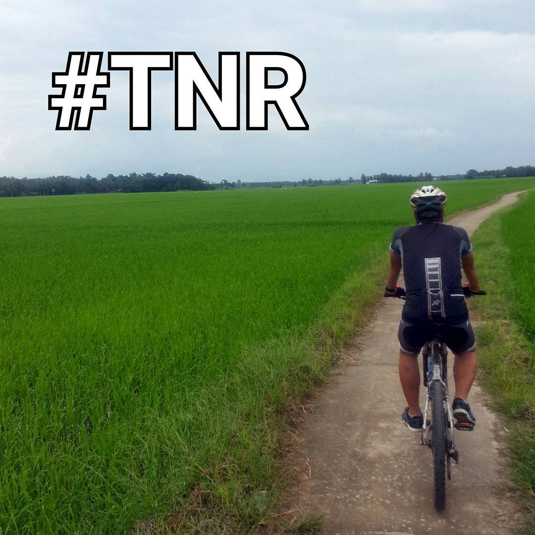 TNR 3/29 - It's beginning to look a lot like spring. Brother's 8 pm then 16 mile gravel loop