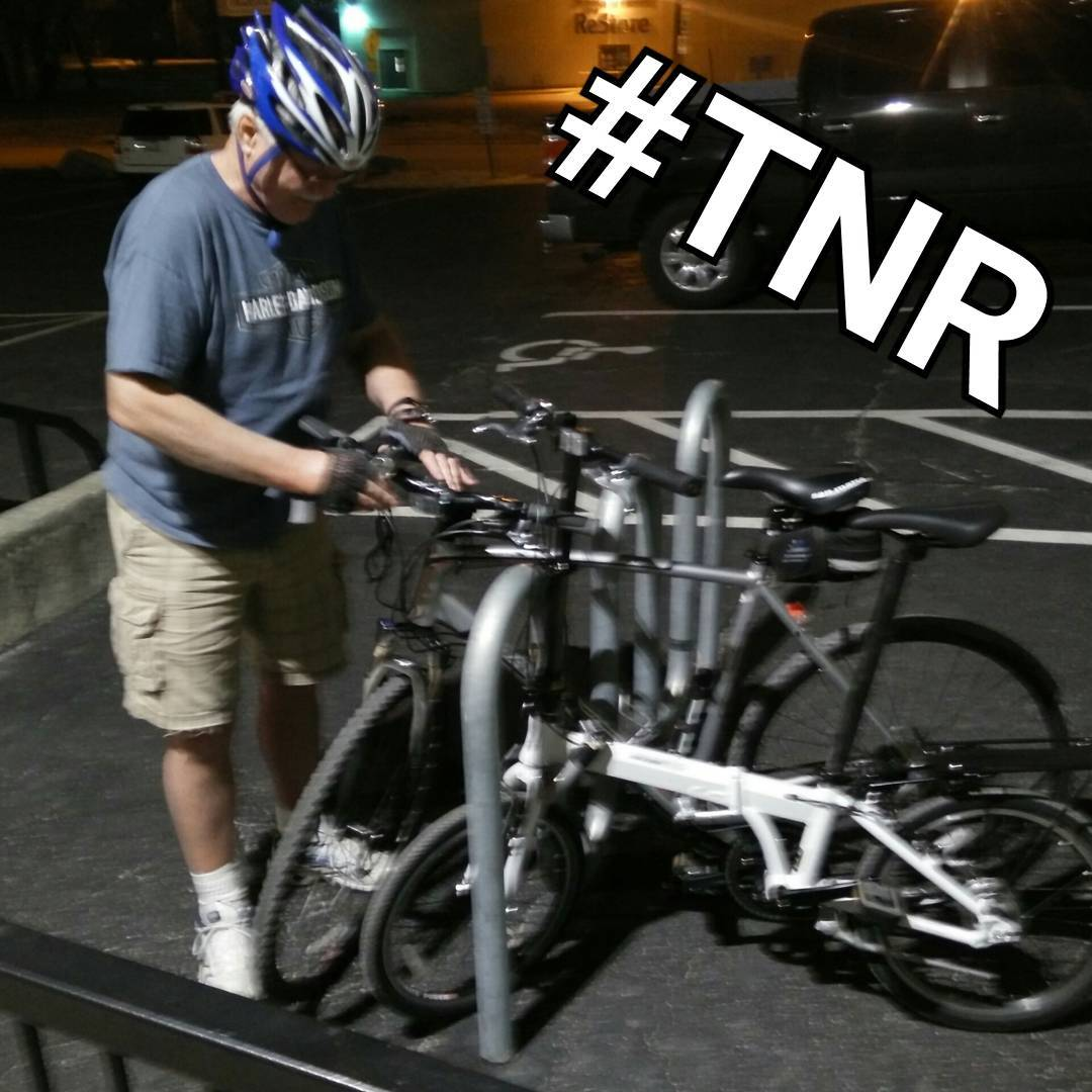 TNR 9/6 - Meet at Brother's at 8 pm. Route TBD based on weather. May just ride laps in the bar