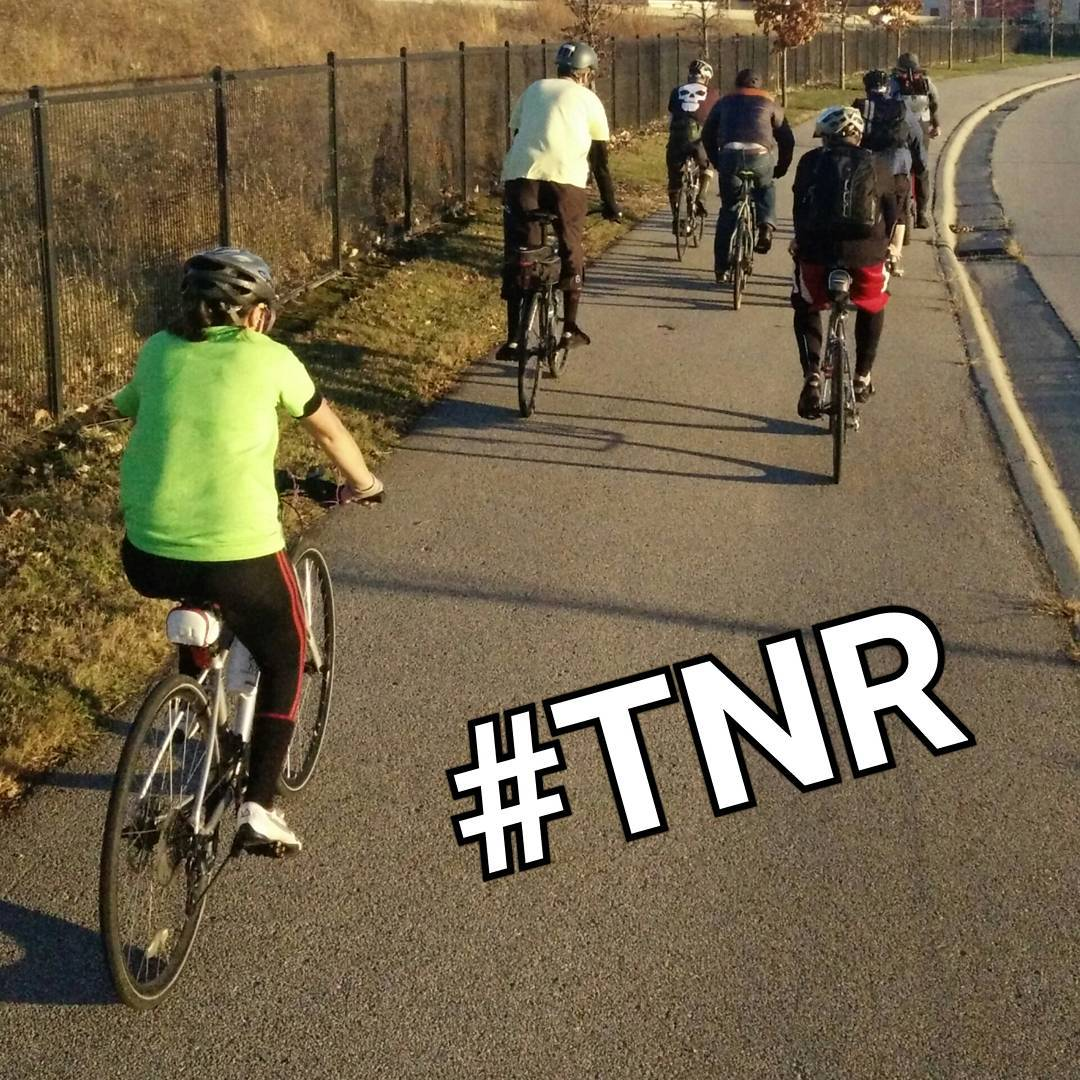 TNR 9/13 - Road ride to Byron. Depart Brother's 8:15 pm