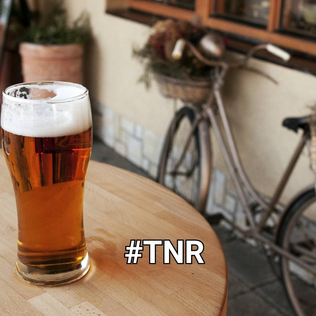 TNR 9/27 - Oktoberfest riding has begun. Meet 8 pm at Brother's and head to North Binkie's
