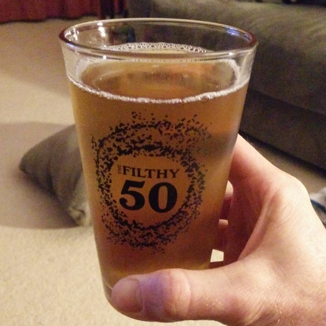 Preparing for tomorrow's @thefilthy50